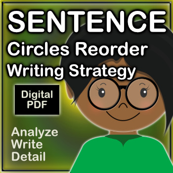 Sentence Circles Writing Exercises