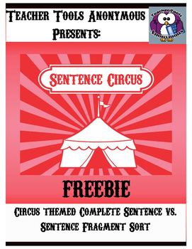 Sentence Circus