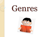 Sentence Clues To Identify Reading Genre