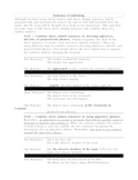 Sentence Combining: Strategies & Homework