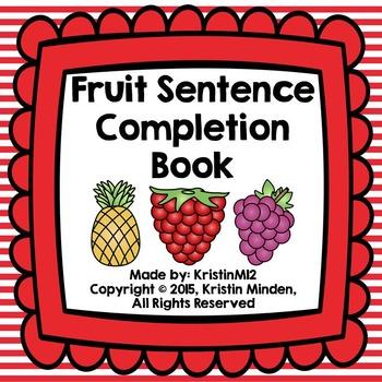 Sentence Completion Books Bundle