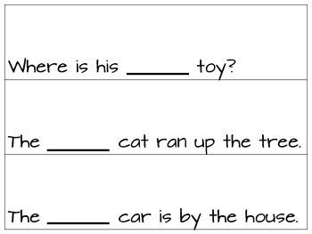 Sentence Completion Center - Adjective Focus