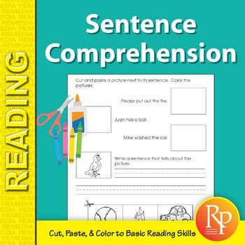 Sentence Comprehension