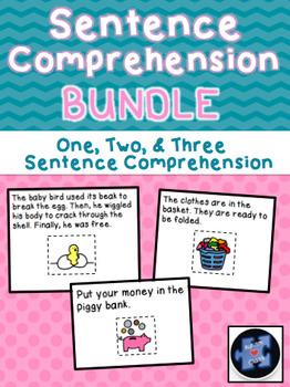 Sentence Comprehension Bundle
