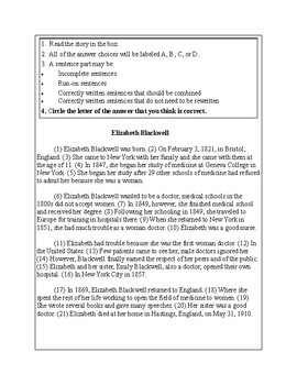 Sentence Construction 2-4