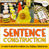 Sentence Construction - A Mini-Transformation