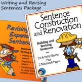 Writing and Revising Sentences