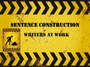 Sentence Construction: Building Great Writing