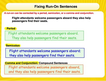 Sentence Construction: Fragments, Run-Ons, and Complex Sentences