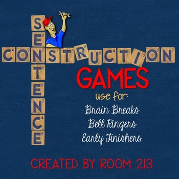 Sentence Construction Games
