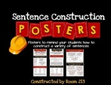 Sentence Types Posters