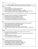 Sentence Correction Unit 1