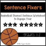 Sentence Correctors (Punctuation, Capitalization)- Basketb