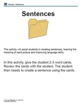 Sentence Creation