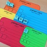 Sentence Cubes for Kids