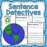 Sentence Detective - Earth Day Edition