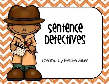 Sentence Detectives: Identifying Words in Sentences