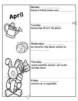 Sentence Editing Boo-Boos for April