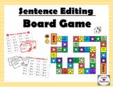 Sentence Editing Game