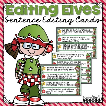 Editing Sentences Practice