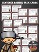 Sentence Editing Task Cards for Third Graders (Johnny Appl