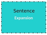 Sentence Expansion