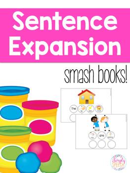 Sentence Expansion Smash Books