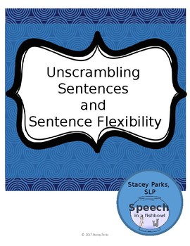 Sentence Flexibility