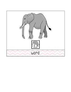 Sentence Flips for Language & Vocabulary (Verbs, Adjectives, Descriptives)