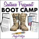 Sentence Fragment BOOT CAMP