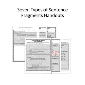 Sentence Fragment BOOT CAMP