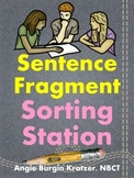 Sentence Fragment Sorting Station