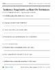 Sentence Fragments and Run-On Sentences