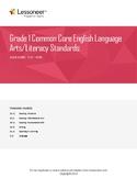 Sentence Frames, Vocabulary, and More for 1st Grade ELA -