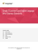 Sentence Frames, Vocabulary, and More for 2nd Grade ELA -