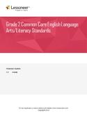 Sentence Frames, Vocabulary, and More for 2nd Grade ELA Language Standards