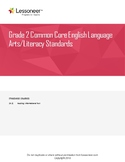 Sentence Frames, Vocab, & More for 2nd ELA Reading: Informational Text Standards