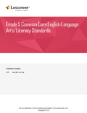 Sentence Frames, Vocabulary, and More for 5th ELA Speaking & Listening Standards