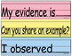 Sentence Frames for Teaching Discourse & Collaboration - A