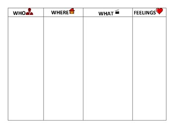 Sentence Grid for Language Comprehension
