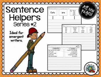 Sentence Helpers-2nd Series