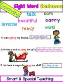 Trick Words Level 2 (Trick Word Sentences) Dyslexia/RTI