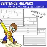 Sentence Writing / Winter