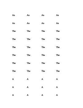 Sentence Jar Words