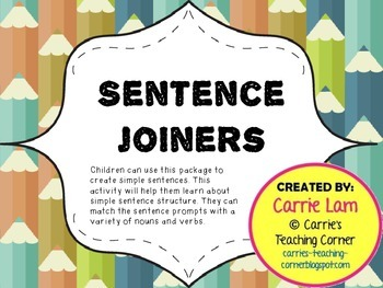 Sentence Joiners