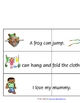 Sentence Joiners Literacy Centre Reading Activity - 8 pages