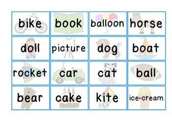 Sentence Maker Mats