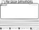 Sentence Making Cards Kit (Over 100 cards) Build, Print & Self-Edit!