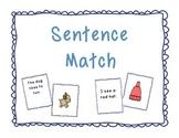Sentence Match