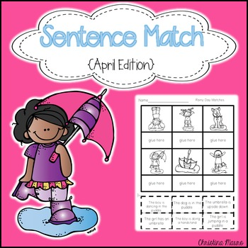 Sentence Match {April Edition}